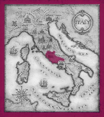 Tour Lazio