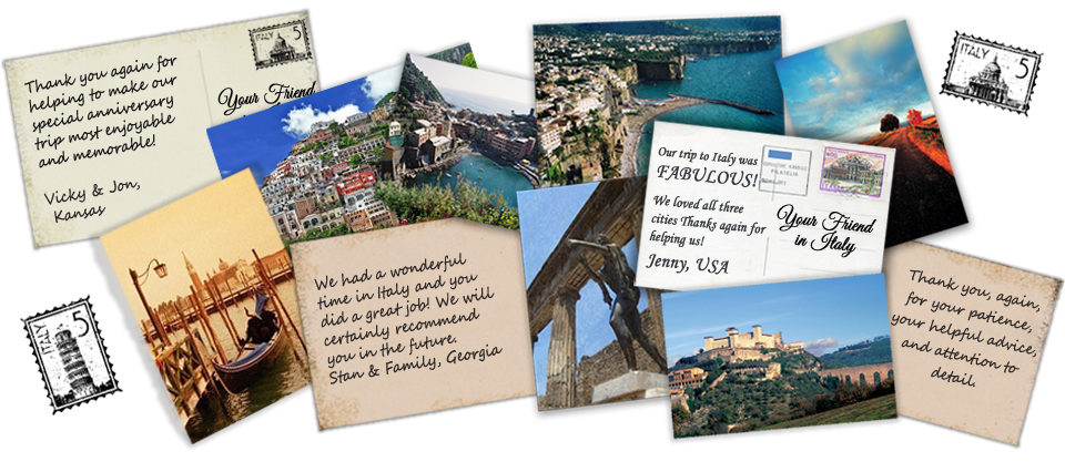 Reviews of Italy Tours